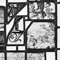 Gebrandschilderd venster (van de noorder dwarsarm) Collectie Centraal Museum Utrecht. - Utrecht - 20233220 - RCE.jpg