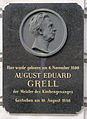 Gedenktafel Poststr 12 (Mitte) August Eduard Grell..JPG