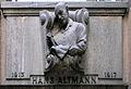 Gedenktafel Rheinstr 1 (Fried) Hans Altmann.jpg