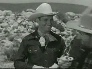 Singing cowboy - The Gene Autry Show (1950)