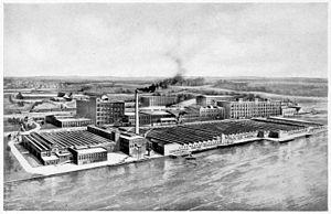 DeLaval - Image: General American Works of The De Laval Separator Company. Poughkeepsie, N. Y
