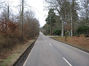 General Wades Military Road near Scaniport - geograph.org.uk - 137889.jpg