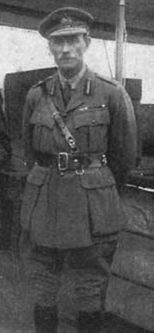 Walter Braithwaite - At Gallipoli, 1915