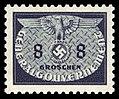 Generalgouvernement 1940 D17 Dienstmarke.jpg
