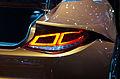Geneva MotorShow 2013 - Exagon motors Furtive-eGT rear light.jpg