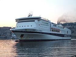 La Suprema in Genoa, July 2006