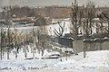 George Hendrik Breitner - Gezicht op het Oosterpark te Amsterdam in de sneeuw.jpg