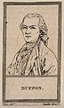 Georges Louis Leclerc, Comte de Buffon. Etching, 1805, after Wellcome V0000891.jpg