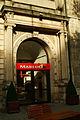 Georgstraße 38 vormals 24 Hannover Eingang Wärmehalle Schauhalle Albert Meyer Hugo Julius.jpg