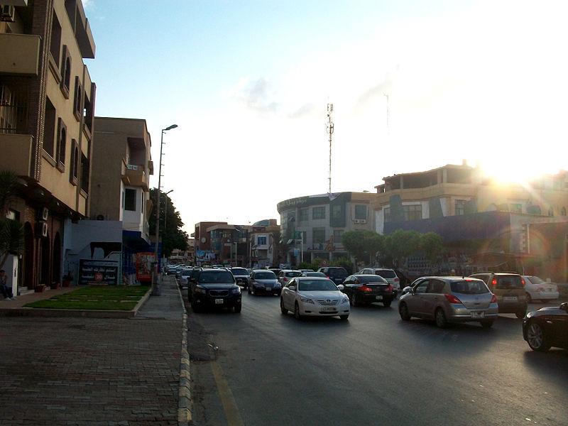 File:Gergarish Street Tripoli Libya.JPG