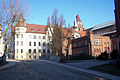 Gerichtsgebäude sowie ehemaliges Elektrizitätswerk in Cottbus.JPG