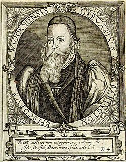 Gervase Babington British bishop