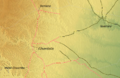 Ghardaïa commune map.png