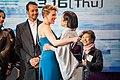 Ghost In The Shell World Premiere Red Carpet- Scarlett Johansson & Momoi Kaori (37405391891).jpg