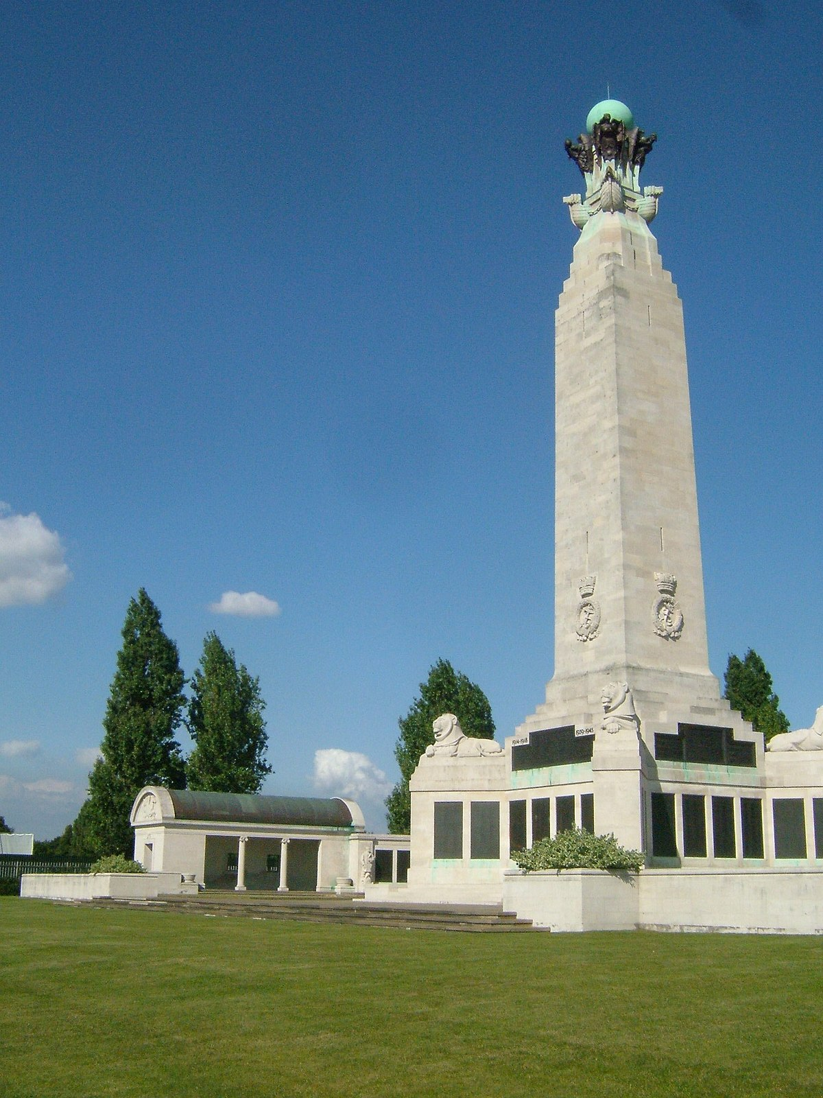 Chatham naval memorial wikipedia for The chatham