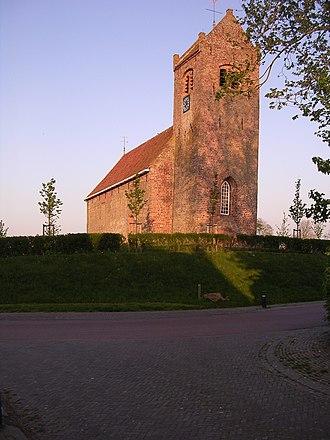 Ginnum - Ginnum church