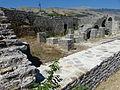 Gjirokastër Festung - Wälle 2.jpg