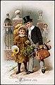 Glædelig Jul, ca 1889.jpg
