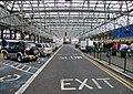 Glasgow Central roadway - geograph.org.uk - 1444252.jpg