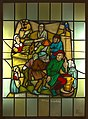 Glasraam- 'Men gaat beter naar de bakker dan naar de apotheker', Frans Van Immerseel , Bakkerijmuseum Veurne, Glasraam, 23034.jpg