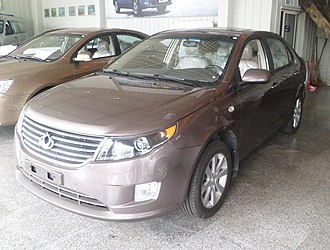 Geely Yuanjing - Post-facelift Geely Yuanjing