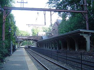 Glen Ridge station