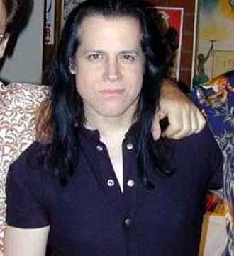Danzig discography - Photograph of frontman Glenn Danzig, the founder of the band.
