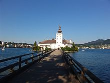 Palau d'Orth, Gmunden am Traunsee