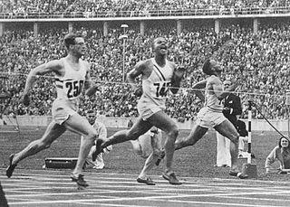Godfrey Brown (athlete) British sprinter