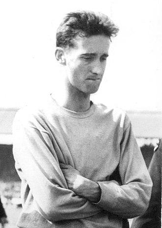 Gordon Pirie - Pirie in 1956