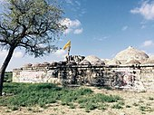 Jain pomniki w Nagarparkar w Pakistanie
