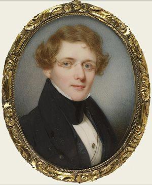 Gouverneur Morris Jr. - Image: Gouverneur Morris II (1813 1888), American railroad executive