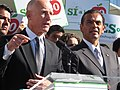 Gov. Jerry Brown and Mayor Villaraigosa (8117051746).jpg