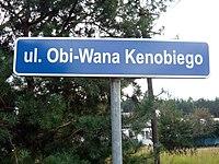 Grabowiec ulica Obi-Wana Kenobiego (2)
