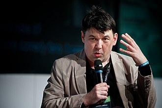 Graham Linehan - Linehan in 2013