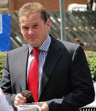 Graham Westley - Westley in 2014