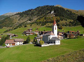 Gramais Municipality in Tyrol, Austria