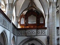 Gramastetten Pfarrkirche - Innenraum 5.jpg