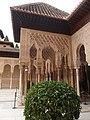 Granada, Alhambra, Patio de los Leones (12).jpg