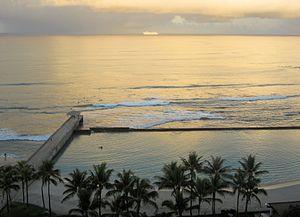Grand Princess - Image: Grand Princess vor Waikiki