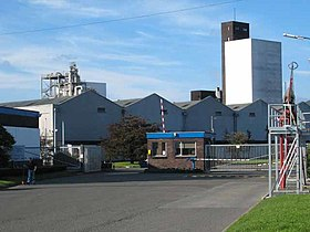 image illustrative de l'article Girvan (distillerie)