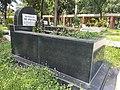 Grave of Hamidur Rahman (1928 – 1988) artist, architect of the Shaheed Minar (1).jpg