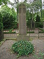 Grave of seved ribbing in lund sweden 2008.JPG