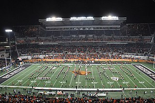 Oregon State University Marching Band