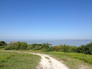 Green Lake (Texas) natural tidal lake in Calhoun County, Texas, United States