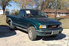 Last year of chevy s10