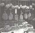 Greengrocer in central Taiwan 1940.jpg