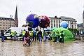 Greenpeacestand - G20-Protestwelle Hamburg 01.jpg