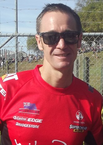 Greg Murphy - Greg Murphy Pukekohe 2014