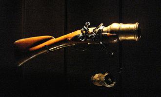Manufacture d'armes de Saint-Étienne - Grenade launcher with grenade